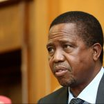 Zambian President Dismisses Health Minister, No Reason Given