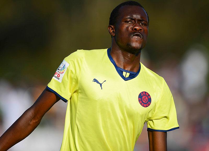 Zim hit-man Charlton Mashumba set to make SA premiership return