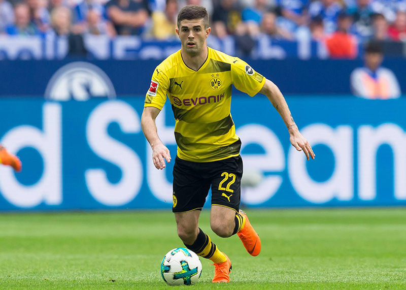 Chelsea kick start transfer window with Pulisic splurge