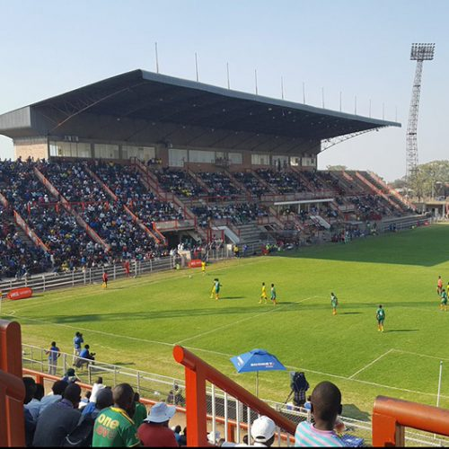 CAF Bans All Local Stadiums