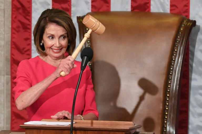 Democrats seize US House control, but shutdown impasse remains