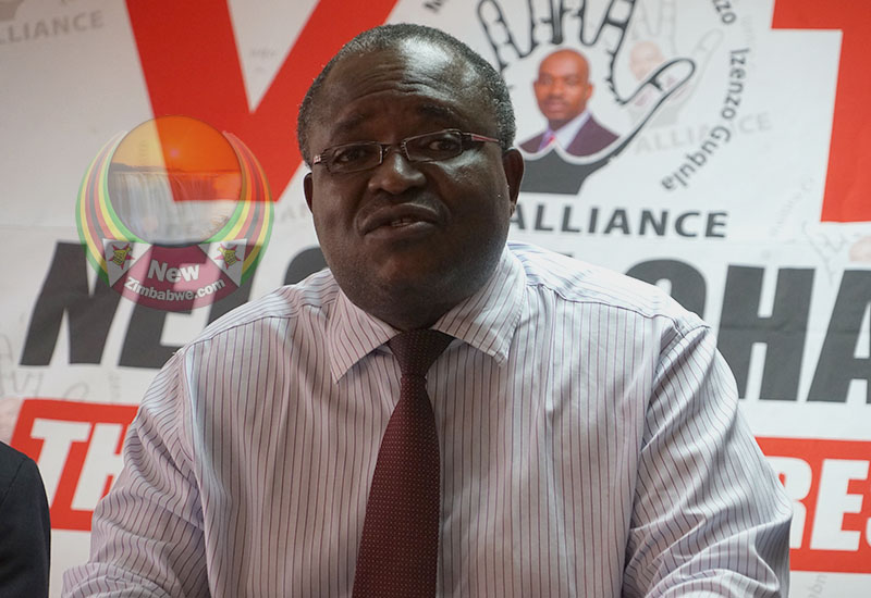 Moyo sacking a face-saving act by cornered ED – Madzorera
