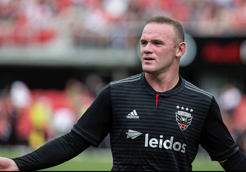 Wayne Rooney arrested and fined in US for being drunk and swearing