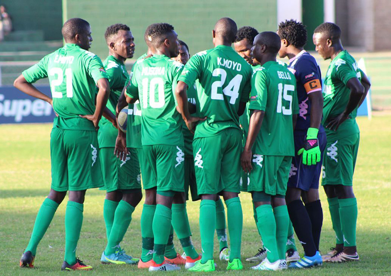 FC Platinum finally scored as they held Pirates to 2 all draw