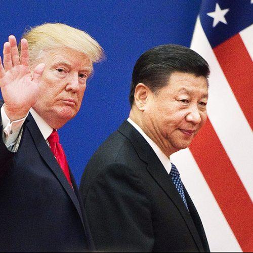 US negotiators in Beijing for trade war talks