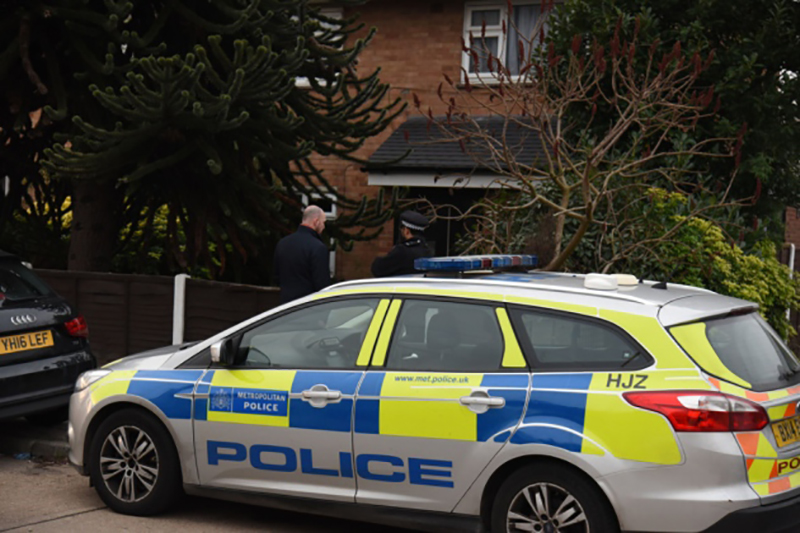 UK: Zim man strangled wife to death, then hanged self at their home