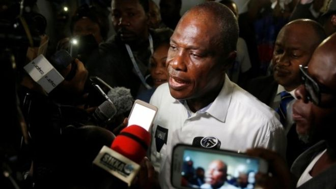 DR Congo election: Defeated candidate vows legal challenge