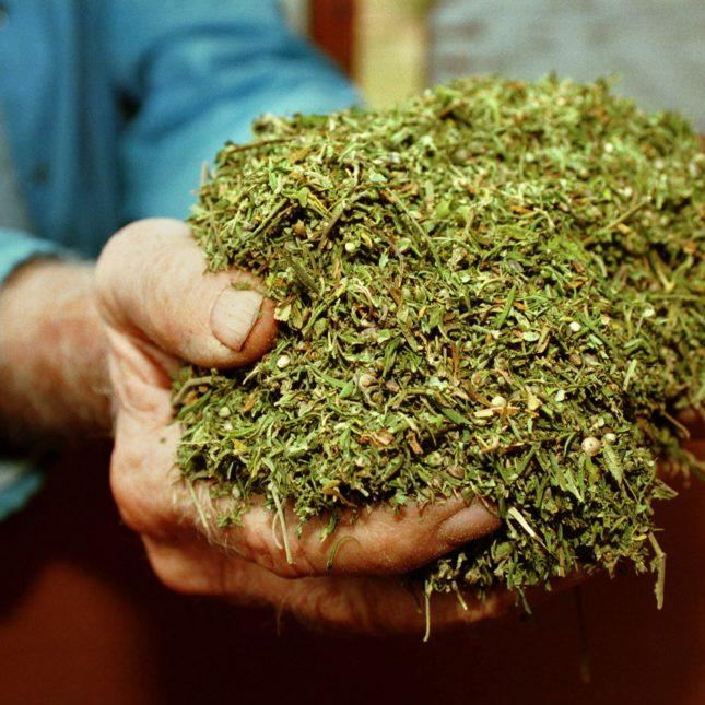 Spanish police seize marijuana heading to UK, Netherlands