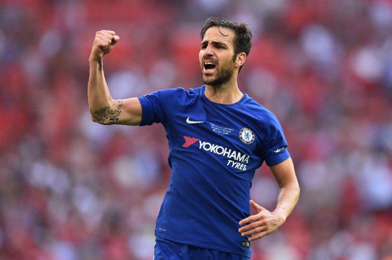 Sarri missing Fabregas already at Chelsea