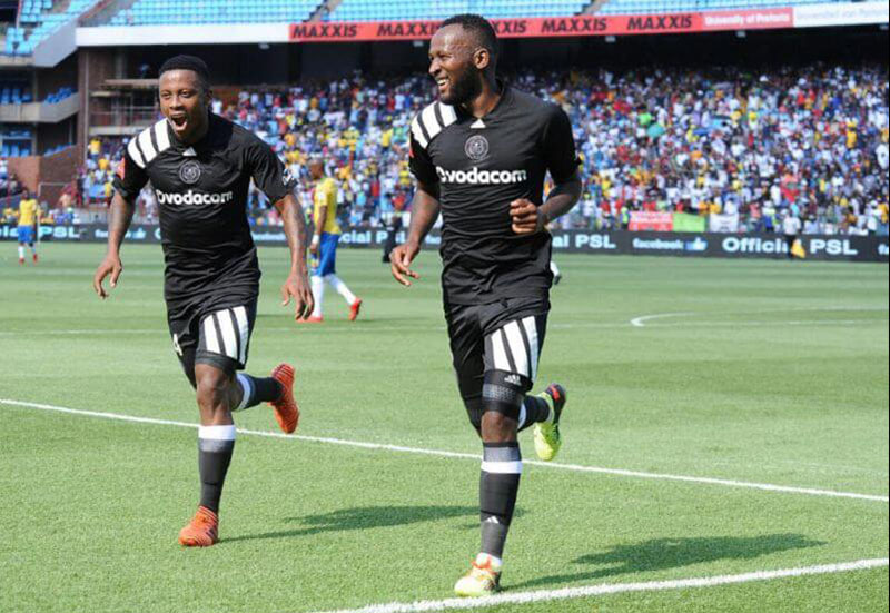 SA's Pirates given red carpet treatment in Zimbabwe