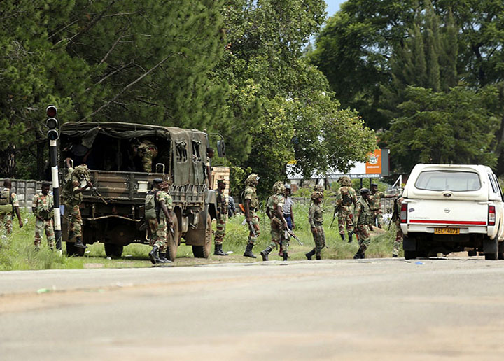 Army involved in Masvingo cattle rustling syndicate