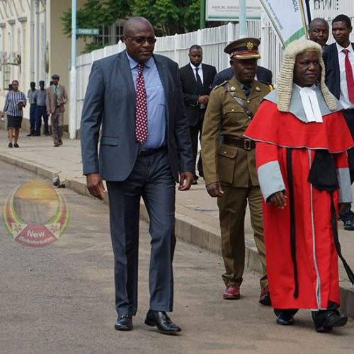 PICTURES: Official opening of 2019 Judicial year