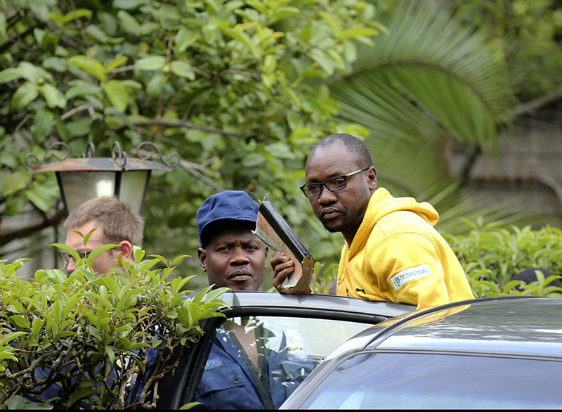 IMAGES: Arrested Mawarire in court Thursday: Lawyer quips 'Of course this is the New Dispensation'
