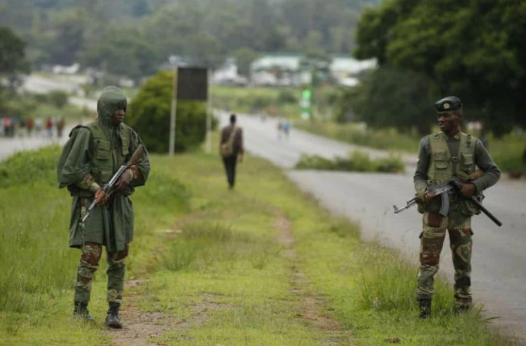 Civilians beaten and abducted in major Zimbabwe crackdown