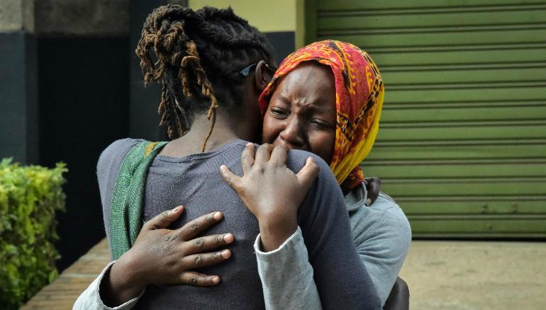 Kenyan officers 'to be charged over curfew killings'