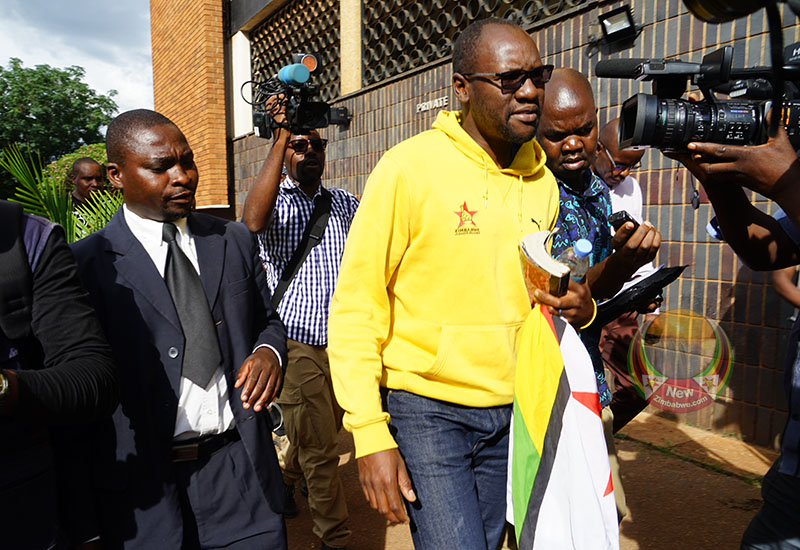 EVAN BLOW: High Court to rule on bail next week; cleric at Chikurubi over past 10 days
