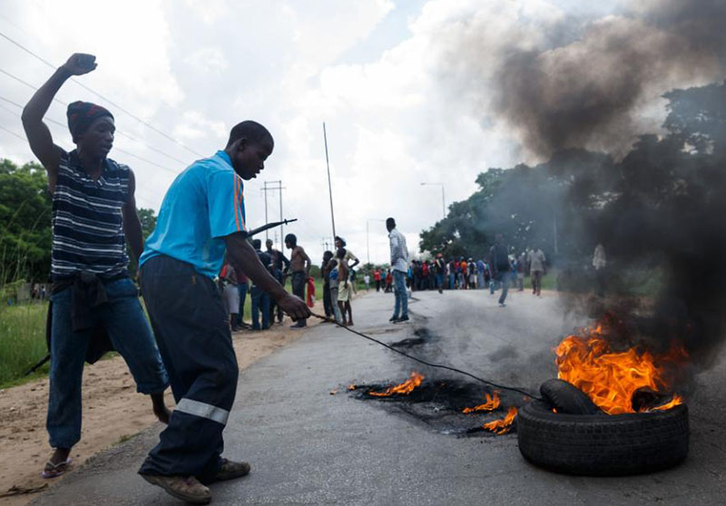 Zimbabweans in SA ask for ANC to step in