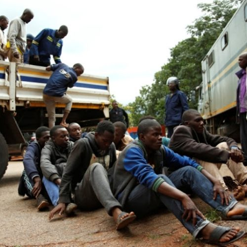 Zimbabwe crisis could spill into neighbouring countries: Human Rights Watch