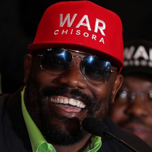 Chisora to fight on after Dillian Whyte knockout agony