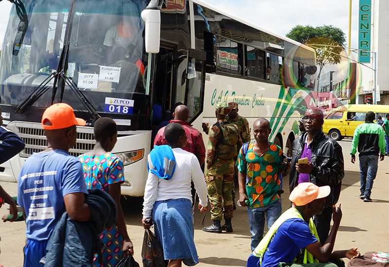 265 buses, trains availed for Harare anti-sanctions march