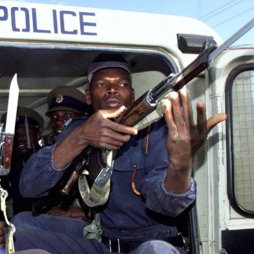 Byo demo bid: Residents wake up to heavy police, military deployment