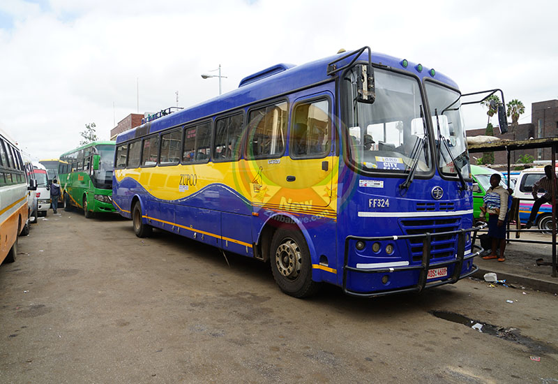 Govt rolls out urban bus system as panic grips kombi operators (more images)