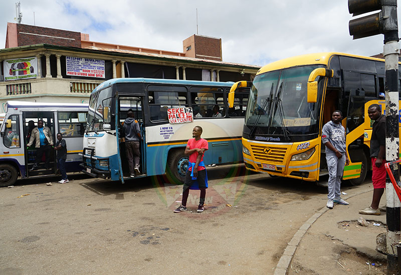 Return Of Inter-City Buses Brings Relief To Public