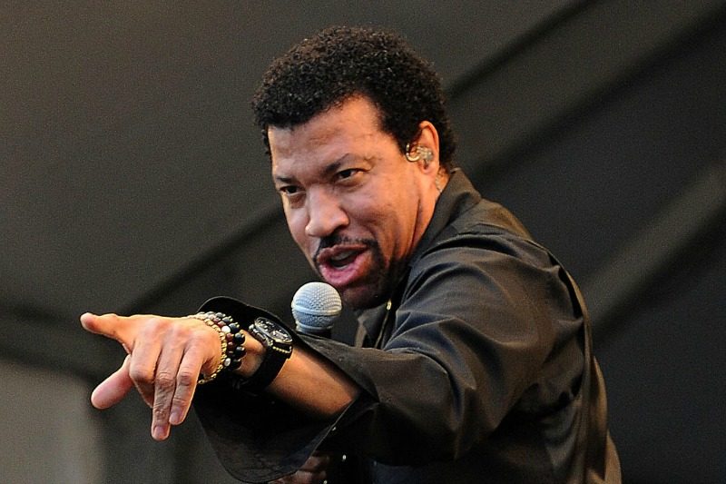 Lionel Richie's son arrested over Heathrow airport 'bomb' stew