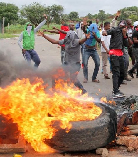 Protests To Surge Globally As Covid-19 Drives Unrest