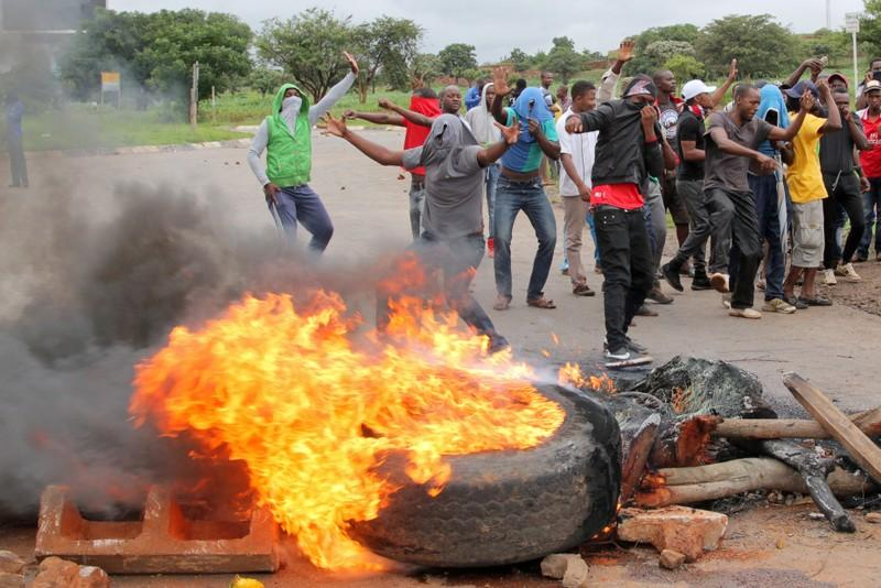 January shootings: ILO lists Zim in global labour bad company