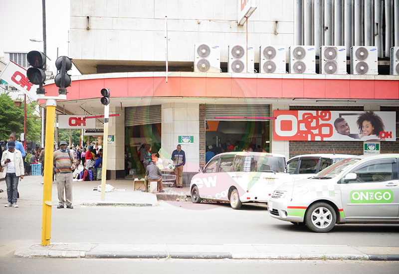 Business now back to normal in Harare (more images)