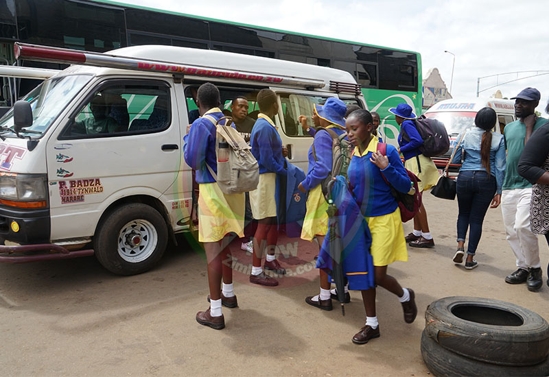 School demo as male head moves in with girl students in dormitory