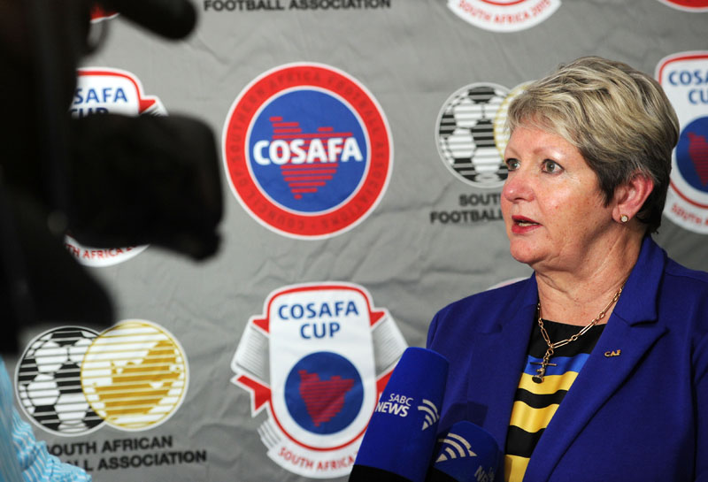 Zimbabwe avoid COSAFA ban, tourney draw set for Thursday