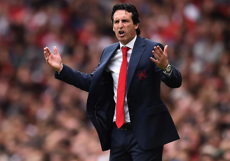 Solskjaer has made Man Utd 'very dangerous': Arsenal's Emery