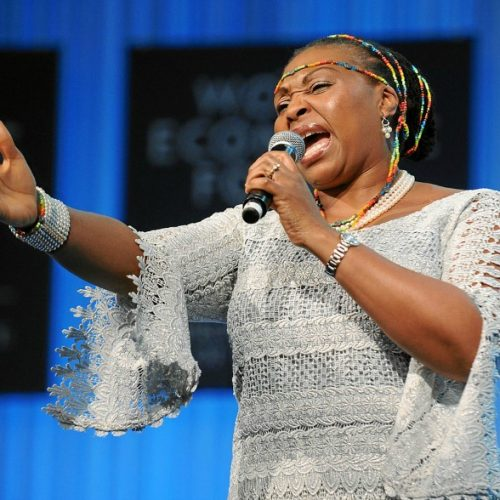 South African musician Yvonne Chaka Chaka deported from Uganda