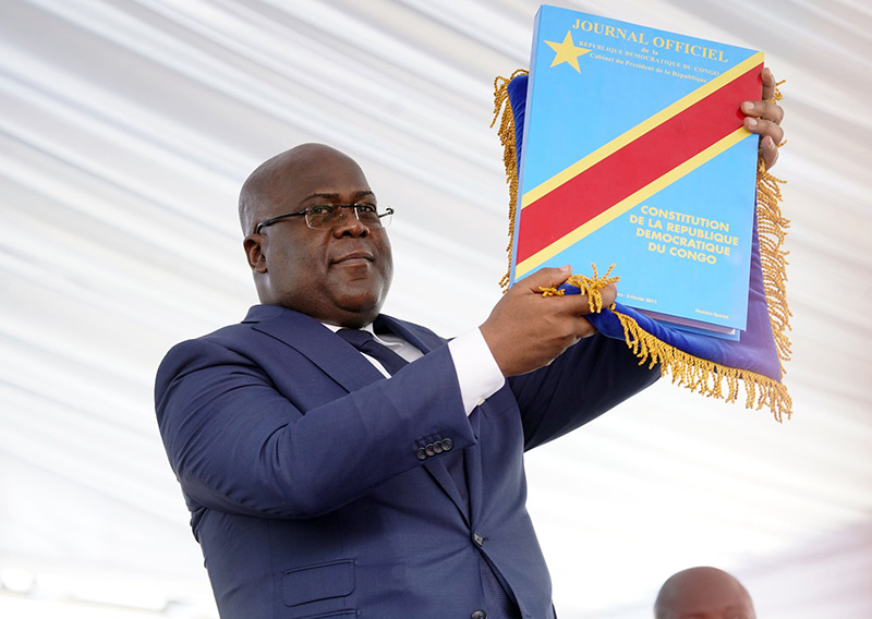 DRC: Tshisekedi pledges amnesty for political prisoners