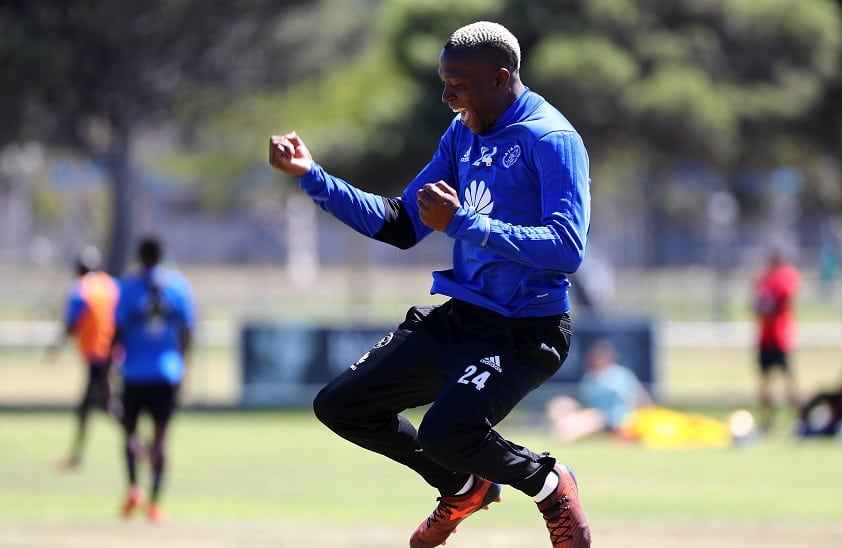 Ndoro eyes MTN8 prize money
