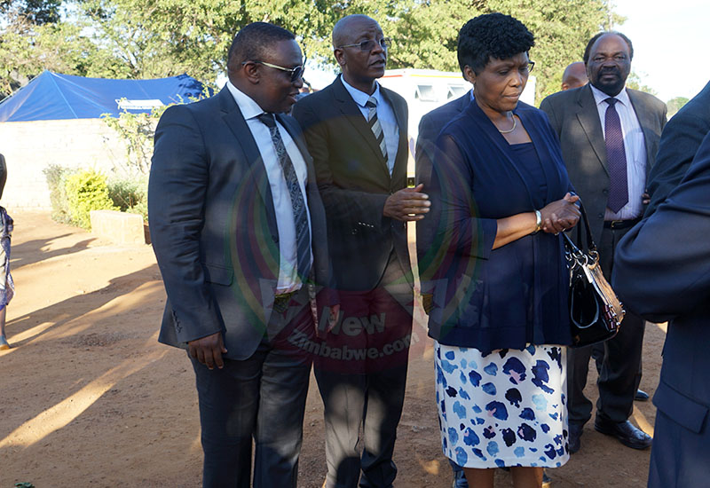 Muchinguri hit with a US$130k lawsuit by late CIO's wife