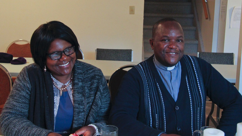 HARARE: New Anglican Church head calls for end to sanctions