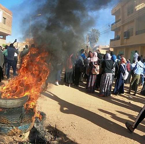 Sudan government arrests opposition leaders ahead of protest