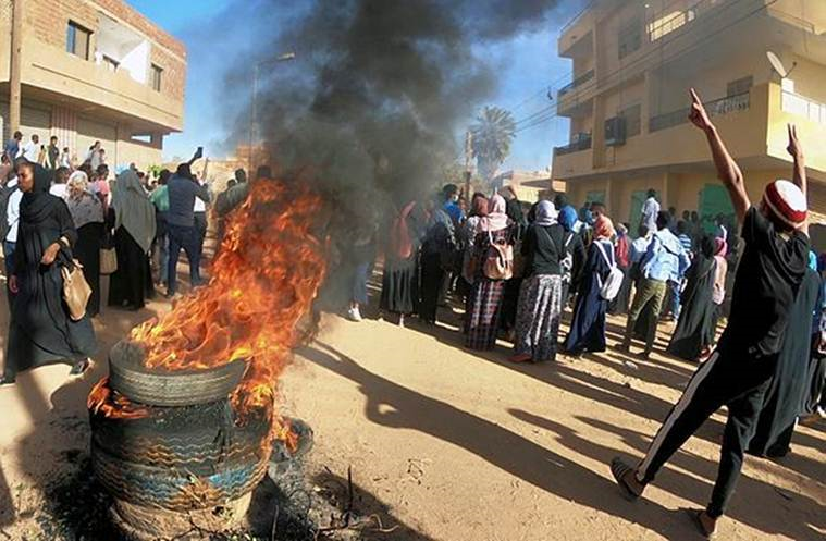 School students shot dead at Sudan rally ahead of talks