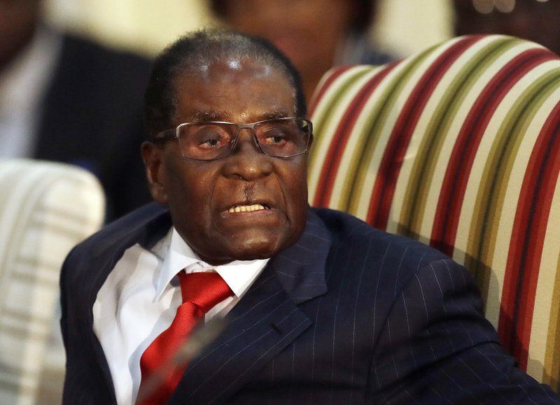 Late Mugabe's Relative Jailed For Swindling Soldier, Cop In Botched Land Deal