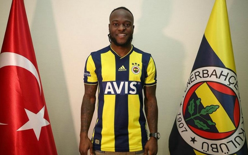 Nigeria and Chelsea's Victor Moses joins Turkish club on loan