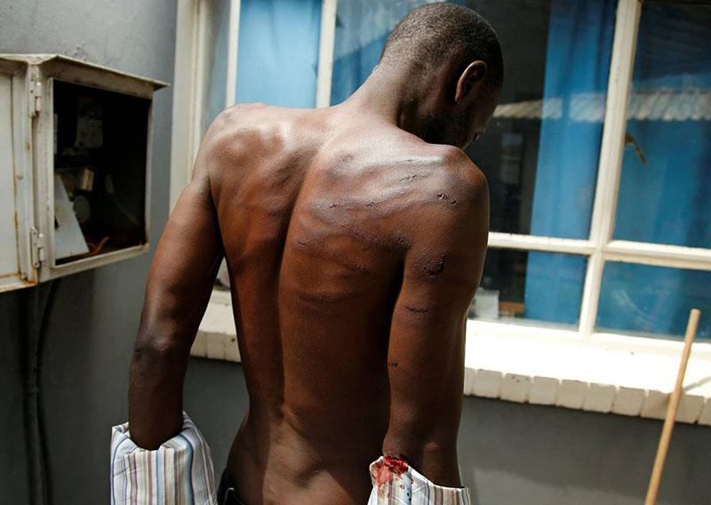 Nigeria 'torture house': Hundreds freed after Kaduna police raid