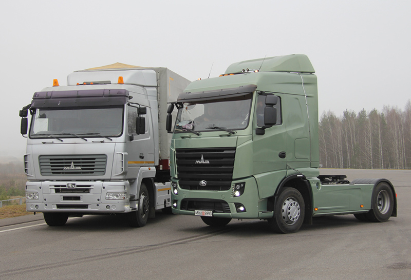 Zimbabwean company to import 200 trucks from Belarus