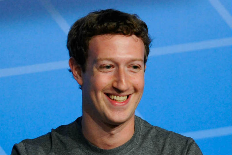Facebook trashed Zuckerberg old classmate claims that half of Facebook's users are fake