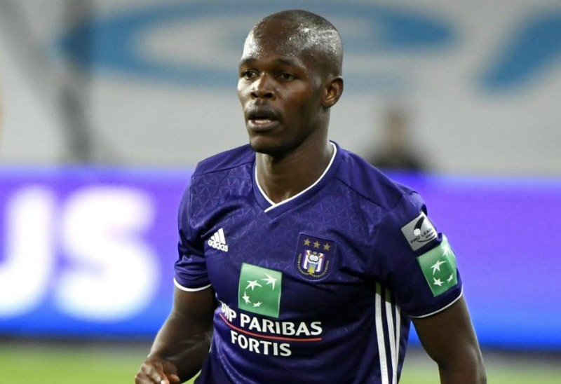 Musona set for Anderlecht exit
