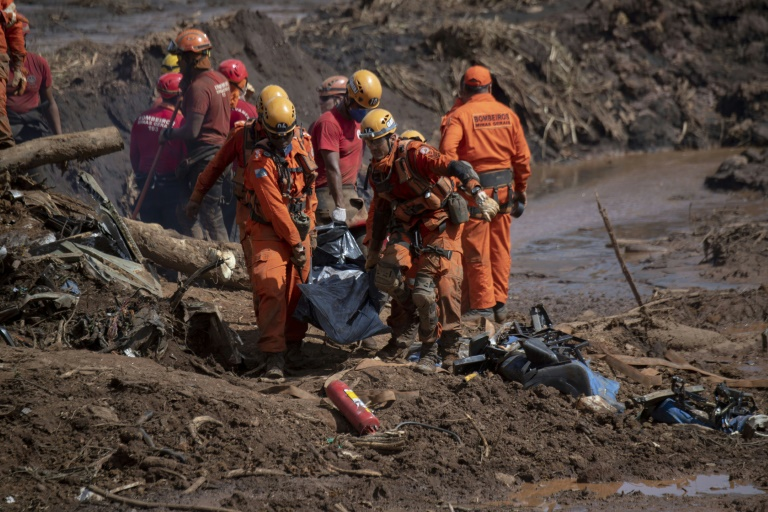 Brazil dam collapse toll rises to 84, mining firm's output to be hit