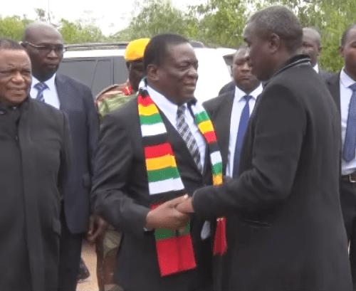 RBZ freezes Mnangagwa ally's company accounts