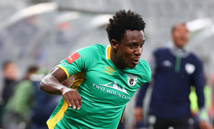 Chawapihwa relishing maiden AFCON dance